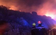Incendie : 30 hectares détruits entre Felicetu et Muru