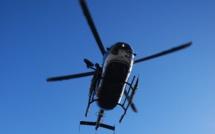 Calenzana : un randonneur évacué par hélicoptère