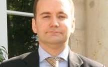 Christian Guyard sous-préfet de Calvi