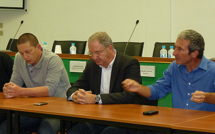 Chambre d'agriculture de la Haute-Corse : L'union !