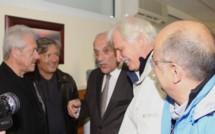 Dominique Bucchini à Calvi pour le 20e de Festiventu