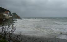Tempête sur la Haute-Corse en images et en vidéo