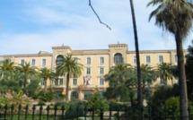 L'assemblé de Corse en session le 8 et 9 Novembre