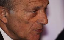 Violence : L'appel au gouvernement du président Bucchini