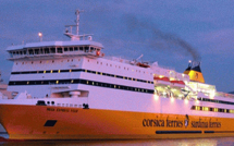 Corsica Ferries :  4 700 traversées en 2013