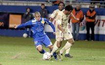 Le SCB  cède face à Valenciennes