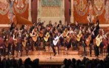 Orchestre des Guitares de Barcelone à Porto Vecchio