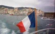11-Novembre : Cérémonie en mer à Bastia