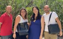 Porto-Vecchio : le sac à langer corse nouvelle génération
