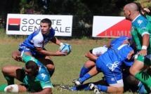 Fédérale 3  : Bastia XV défie le leader