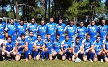 Berre domine Bastia XV 24-0 !