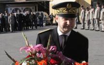 Christian Guyard, sous-préfet de Calvi, a pris ses fonctions