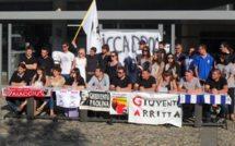"""Manifestation du Collectif """"A Droga Fora"""" le 1er Décembre à Aiacciu"""