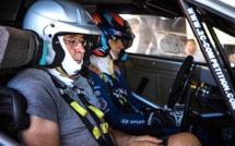 Sport auto : les premiers chronos de Loubet en WRC