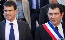 Manuel Valls à Bonifacio  : Faire passer un message optimiste