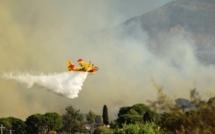 Haute-Corse : Trois incendies importants dans le Boziu