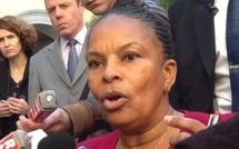 La Garde des Sceaux :  « Nous voulons des résultats »
