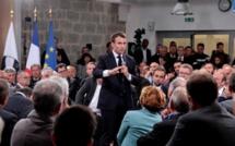 Emmanuel Macron en Corse-du-Sud mercredi et jeudi