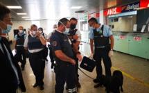 Calvi-Balagne : la traque aux consommateurs de produits stupéfiants à l'aéroport