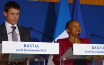 Valls – Taubira : Une union sacrée pour redonner confiance