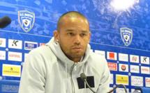 "Gaël Angoula (SC Bastia ) : ""Tout gagner"""