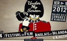 Lever de rideau sur la 4è saison du festival du film Anglais et Irlandais d'Ajaccio