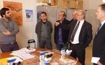 Corte : Le préfet de Haute-Corse hôte de A Rinascita