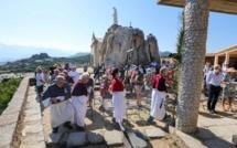 IMAGES - Un pèlerinage particulier pour Notre-Dame de la Serra à Calvi
