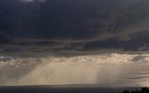 Avis de fortes précipitations, de vent fort et risque d'épisode neigeux en Corse-du-Sud