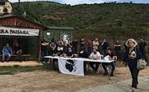 Le Cumitatu Naziunalistu di a Gravona s'oppose à un projet immobilier à Sarrola-Carcopino