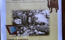 Patrimoine : visite et conférence à Serra di Scopamena