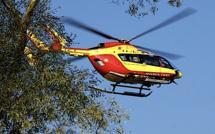 Bergeries de Tolla : une randonneuse évacuée par hélicoptère