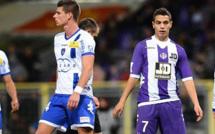 L1: Le Sporting résiste à Toulouse (0 -0)