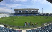 SCB -  FC Sète reporté en raison de la météo
