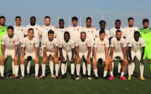 Le FC Bastia-Borgo s'incline à Saint-Brieuc