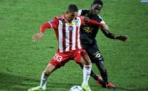 L'ACA contraint au partage des points face à Sochaux (1-1)