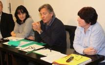 Le comité santé Balagne avec le Centre hospitalier de Calvi