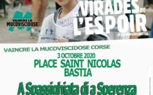 Mucoviscidose : Les Virades de l'Espoir le 3 octobre à Bastia