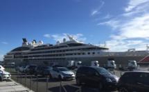 Bastia, au rythme des croisières