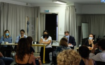 Conservatoire Henri-Tomasi : les élèves sont accueillis à Bastia