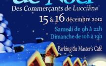 Lucciana : La première édition du marché de Noël