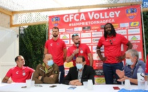 "Le GFCA Volley 2020-2021 : "" après l'Europe, le maintien"""