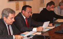 Jean-Marie Seité, 3e vice-président de la communauté de communes de Calvi-Balagne