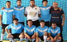 Futsal : Les bastiais seconds
