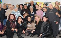 Ajaccio : Fête de Noël à l'Accueil de Jour A Serenita