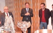 Bastia : Jérôme Ferrari à la mairie et au théâtre