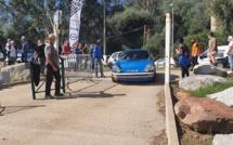 Tour de Corse Historique : Alain Oreille nouveau leader