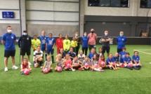 Football : Reprise pour les jeunes féminines