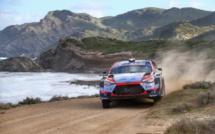Championnat du Monde des rallyes : Loubet 7e en Sardaigne