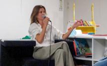 Littérature : rencontre avec  Francesca Serra, Prix littéraire « Le Monde » 2020, à Bastia
